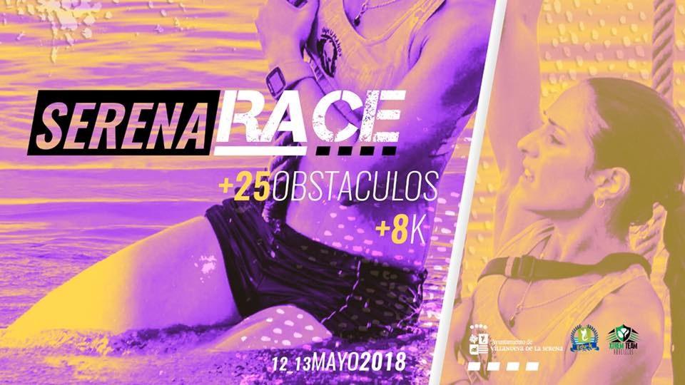 Xtrem Team Arbelecos en la prueba deportiva Serena Race Obstáculos