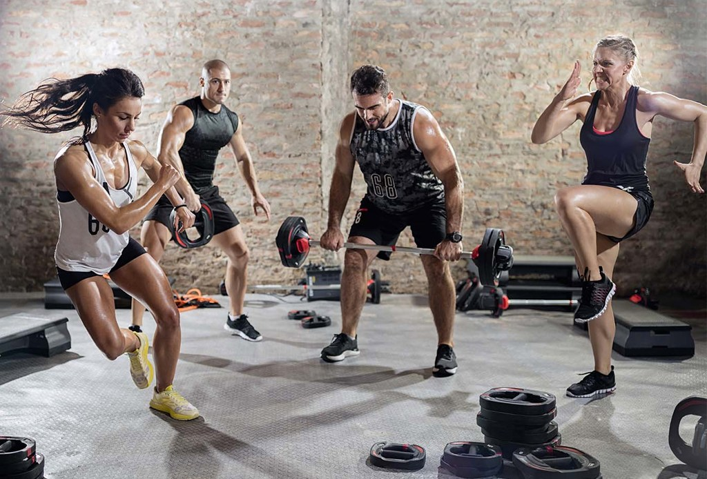 HIIT (High Intesity Interval Training)